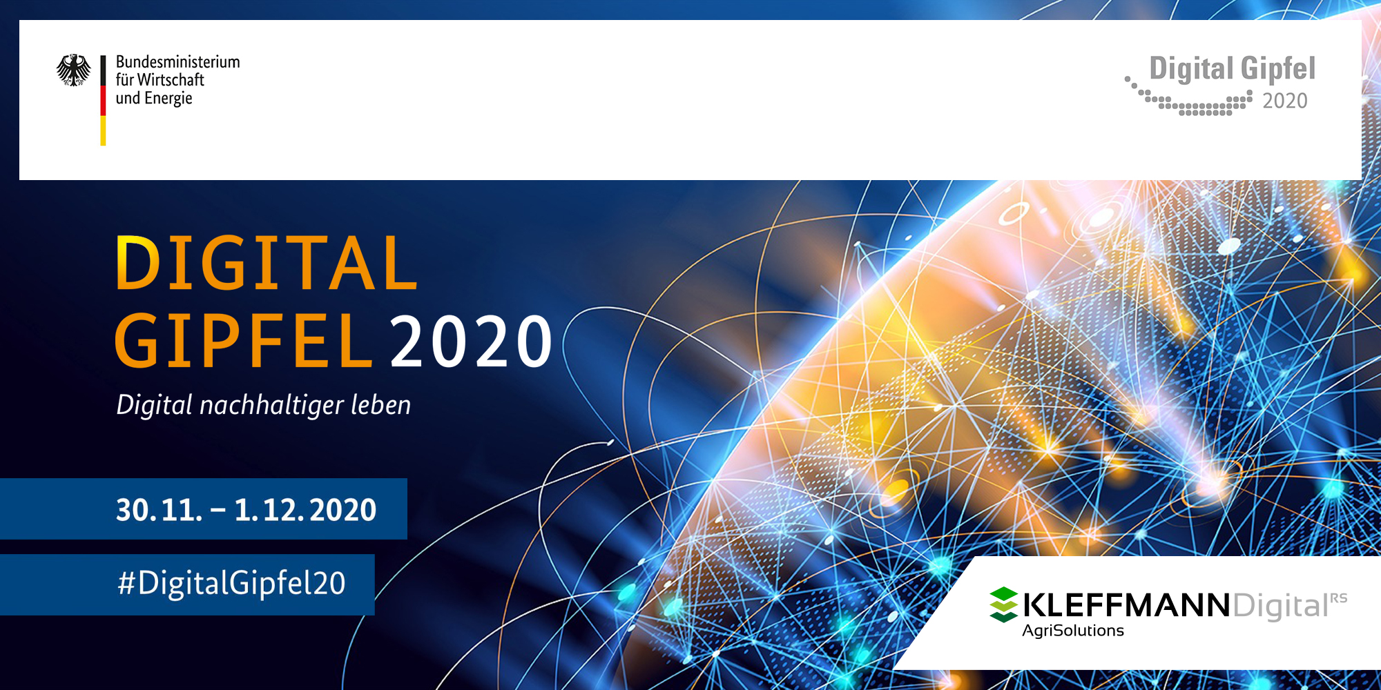 Speaker at the Digital Summit 2020