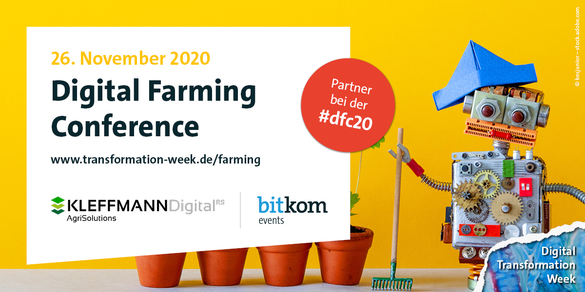Partner at the Digital Farming Conference