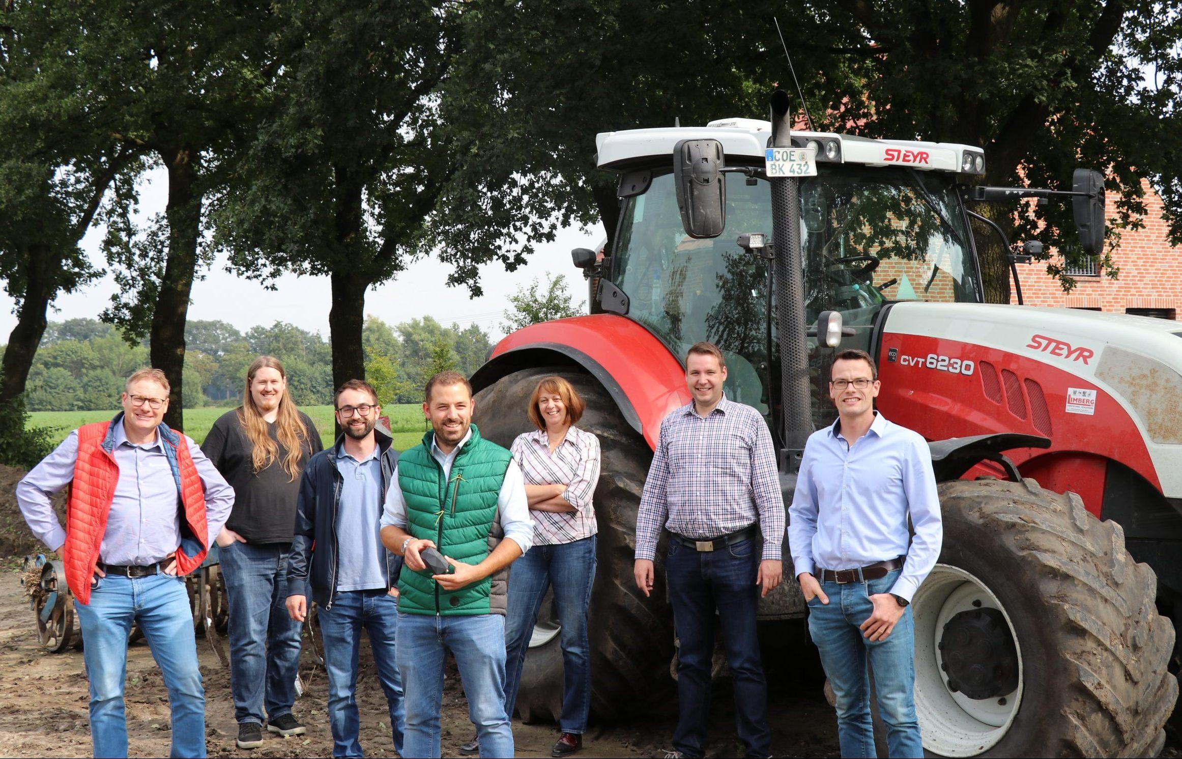 Taking precision farming to the next level